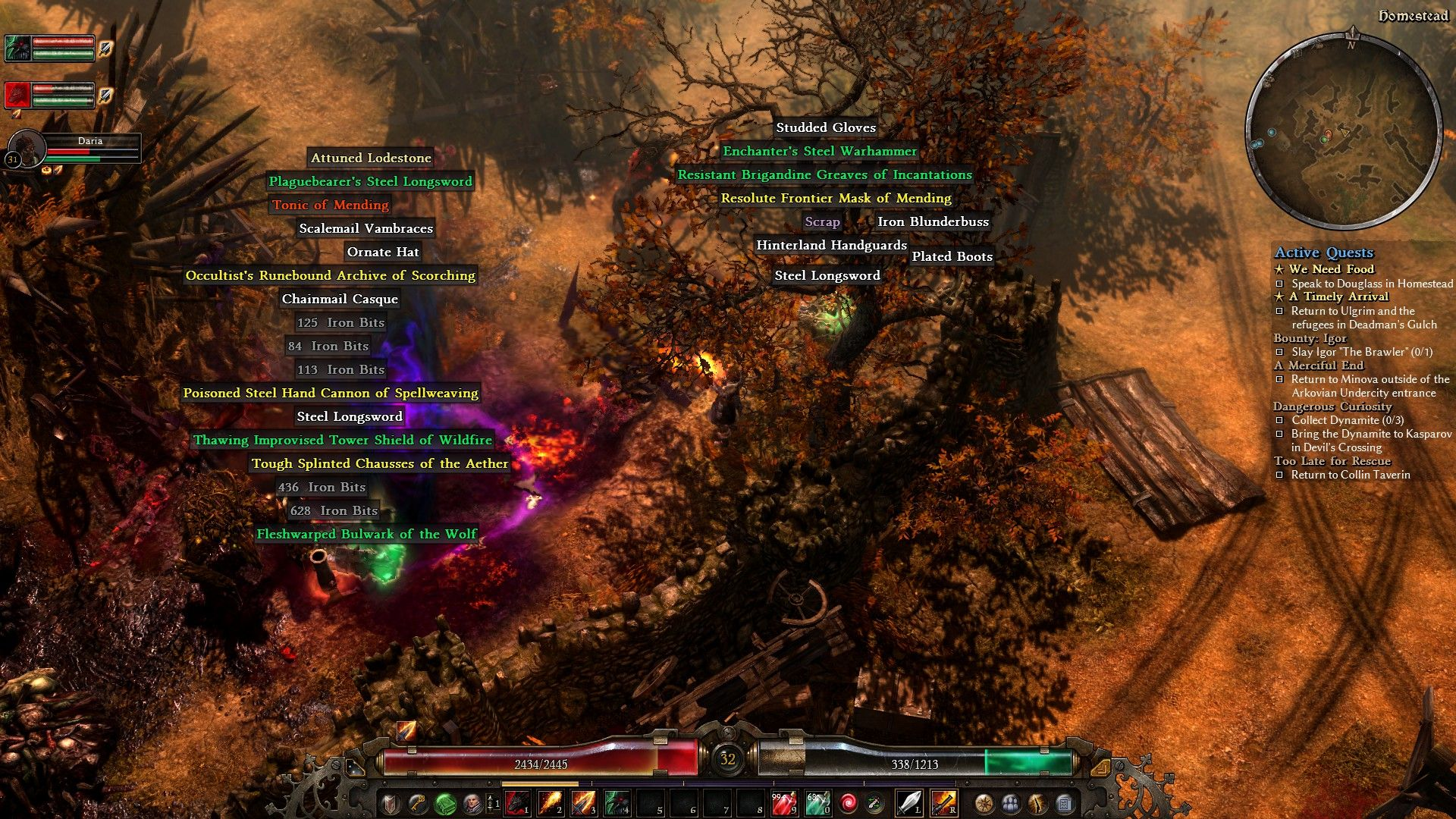 Grim Dawn Archives - HacknSlash World