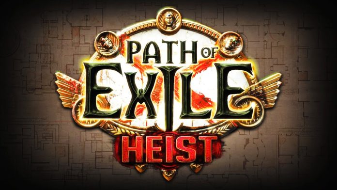 Path of exile Heist